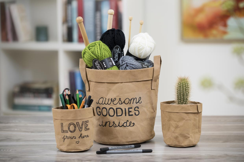 Kreative idéer med læderpapir til din hobby