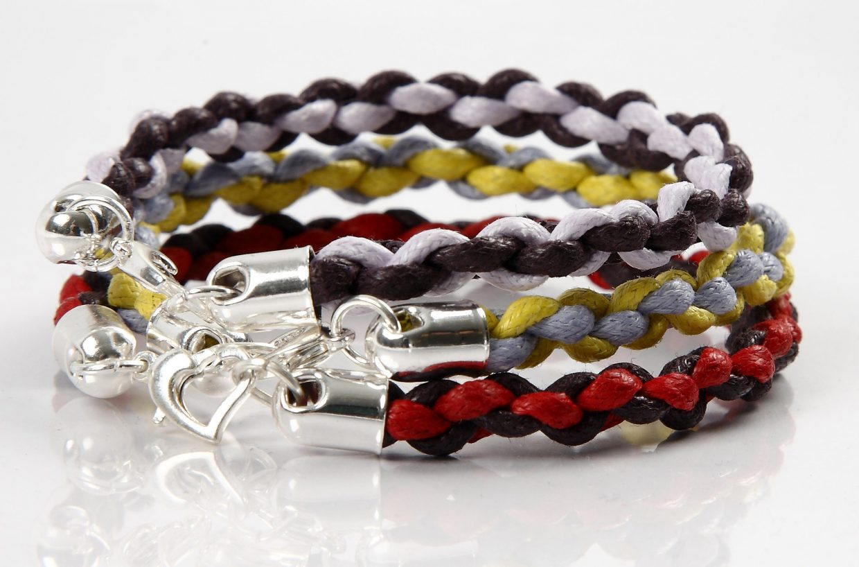 diy sieraden, sieraden knopen, macramé armband maken