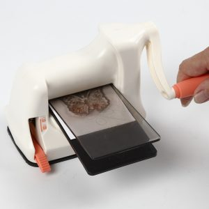 kleine stansmachine a7 embossingmachine voor kaarten maken