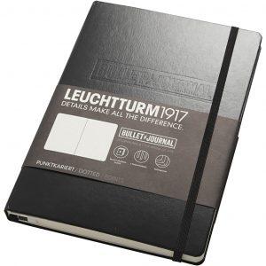 Notitieboek met klassieke puntraster