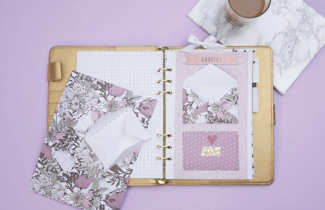 maak zelf een bullet journal og planner - vind hier inspiratie en hobbyartikelen