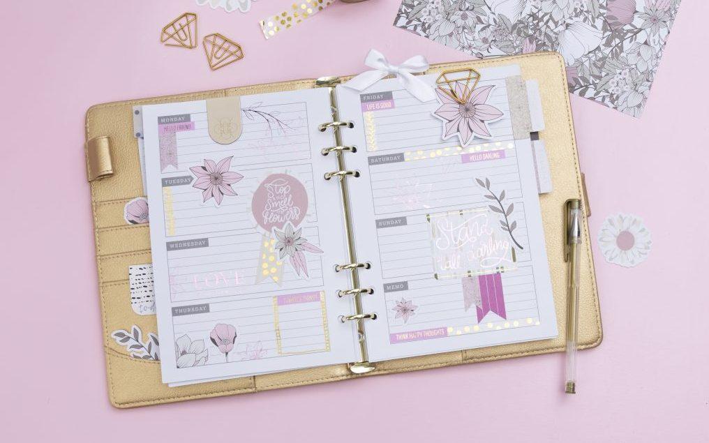 maak zelf een bullet journal of planner - vind hier inspiratie en producten