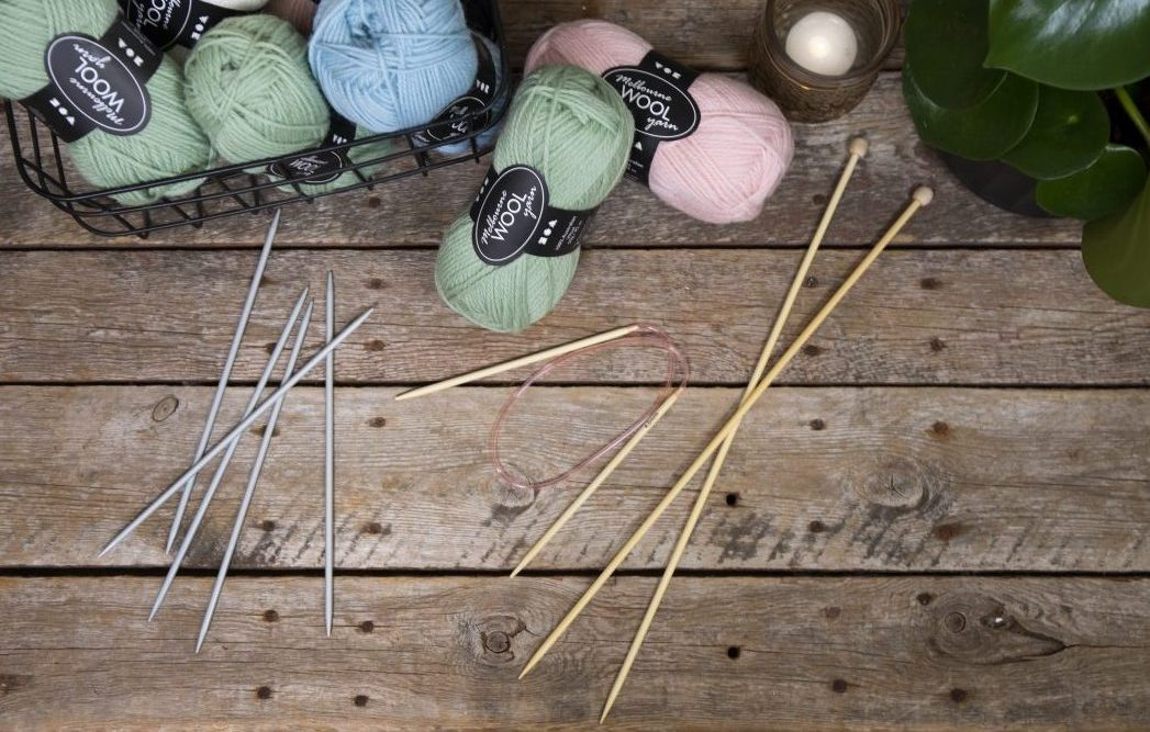 leer breien voor beginners