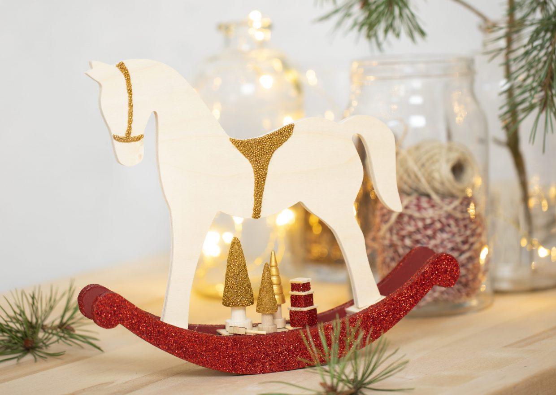 nieuwe zelfgemaakte decoraties voor kerst 2019 - DIY kerstversiering
