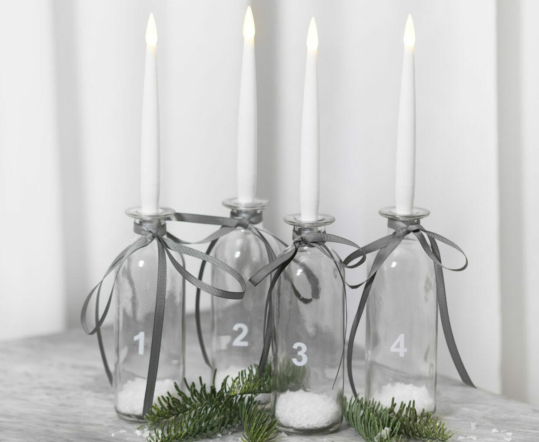 kerstdecoratie advent om zelf te maken