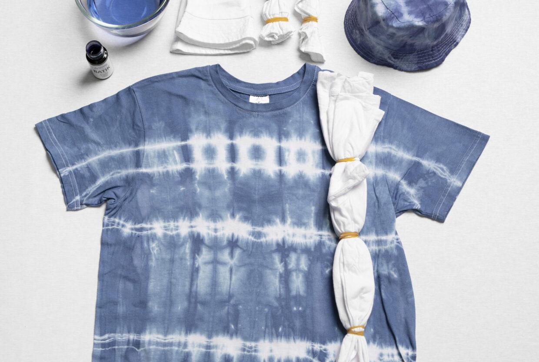 Wees creatief met batik (tie-dye) en textieldecoratie