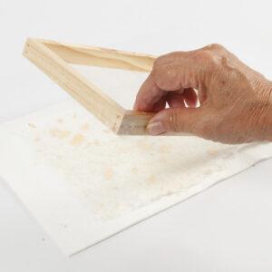 hjemmelavet papir, papirfremstilling og kreativ fordybelse